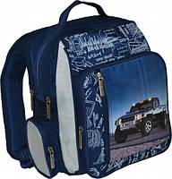 Рюкзак школьный Bagland Школьник 11270. Цвет в ассортименте