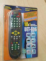 Пульт ДК Universal  UET-606 (10 in 1)