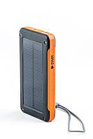 Универсальная солнечная мобильная батарея PowerPlant/PB-SP001S/6600mAh/