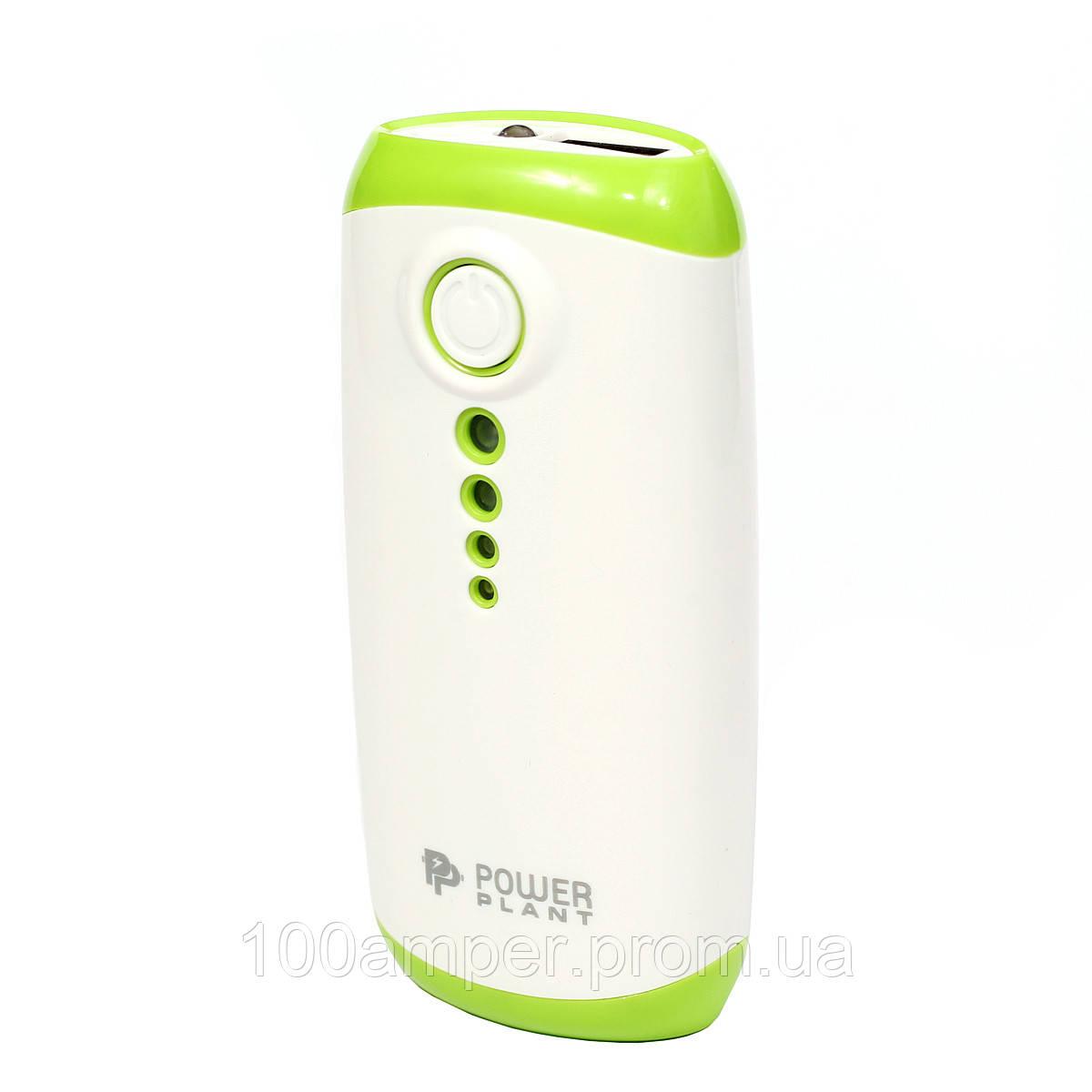 Универсальная мобильная батарея PowerPlant/PB-LA9210/5200mAh/