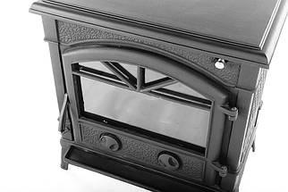Чугунная печь HAROLD 14 kW , фото 2