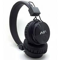 Наушники беспроводные NIA X3+Блютус+MP3+FM