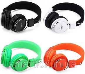 Наушники беспроводные NIA X3+Блютус+MP3+FM, фото 2