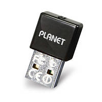 Беспроводной USB-адаптер Planet  WNL-U556M (Wi-FI ,300Mbps)