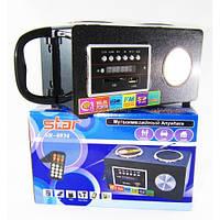 Портативные MP3 колонки от USB SD FM приемник 8934, фото 1