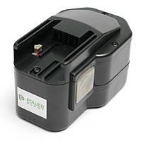 Аккумулятор PowerPlant для шуруповертов и электроинструментов AEG GD-AEG-14.4(A) 14.4V 2Ah NICD
