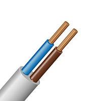 Провід ПВС 2х2,5 мм2 ЗЗЦМ ГОСТ мідний гнучкий Ціна за 1м Відрізаємо будь-яку кількість