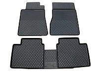 Резиновые автомобильные коврики BMW s7 E38