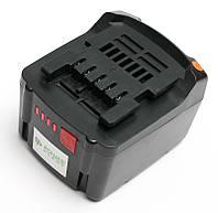 Аккумулятор PowerPlant для шуруповертов и электроинструментов METABO GD-MET-14.4(C) 14.4V 4Ah Li-Ion
