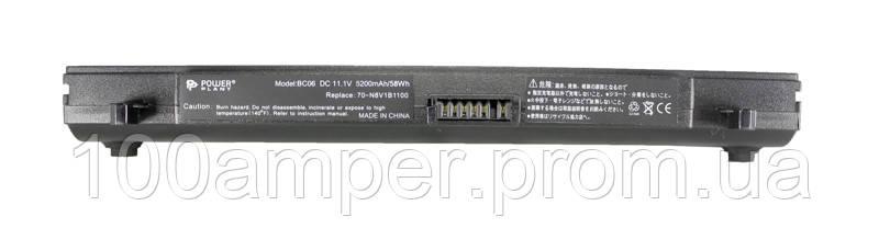 Аккумулятор PowerPlant для ноутбуков ASUS S5000 (A32-S5) 11.1V 5200mAh