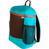 Набор рюкзак Upixel Gladiator Backpack - Голубой + пенал
