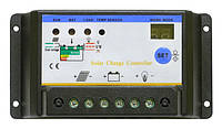 Контроллер заряда S10I (12/24В, 10А, 17 режимов работы таймера)