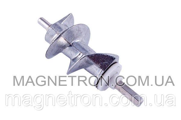 Шнек для мясорубок Moulinex SS-989843 (с уплотнительным кольцом), фото 2
