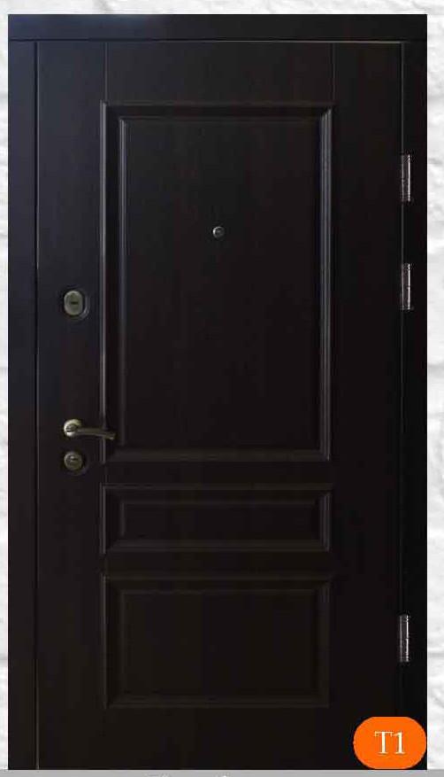 Двери входные в часный дом