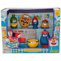 Игровой набор Кухня (7 эл.), Baby Team
