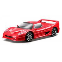 Модель автомобиля Ferrari F50, 1:32, Bburago