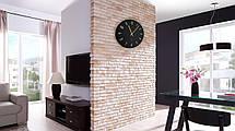 Часы настенные металлические в стиле лофт - GOLDEN NIGHT 30, фото 2
