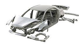 Кузовные детали Dacia Logan
