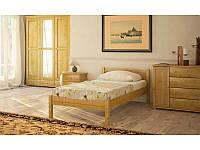 ✅ Деревянная кровать Л-109 90х190 см ТМ Скиф