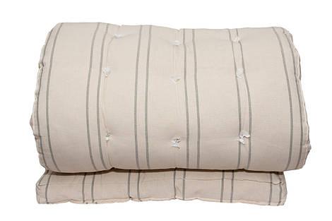 Матрас ватный 190х70х7, вес 8 кг (покрытие тик)