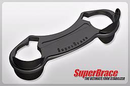 Дополнительная траверса на вилку GL1800 с AirBag, Black, Superbrace 2319B