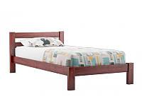 ✅ Деревянная кровать Л-107 80х190 см. Скиф