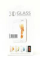 Защитное стекло 3D PowerPlant для Apple iPhone 7 Plus White