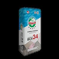 Клей для керамогранита Anserglob BCX-34