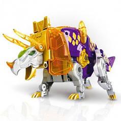 Бластер Динобот-трансформер Трицератопс, Dinobots SB376