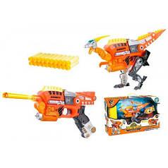 Бластер Динобот-трансформер Велоцираптор, Dinobots SB378