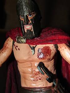 """Фигурка Neca 7"""" 300 Spartans KING LEONIDAS =без упаковки="""