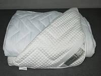 Наматрасник Комфорт ткань трикотаж микрофайбер, наполнитель холофайбер 160х200