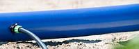 "Гибкий шланг LayFLat  диаметр 3"" дюйма, длина 50 м  6 атм"