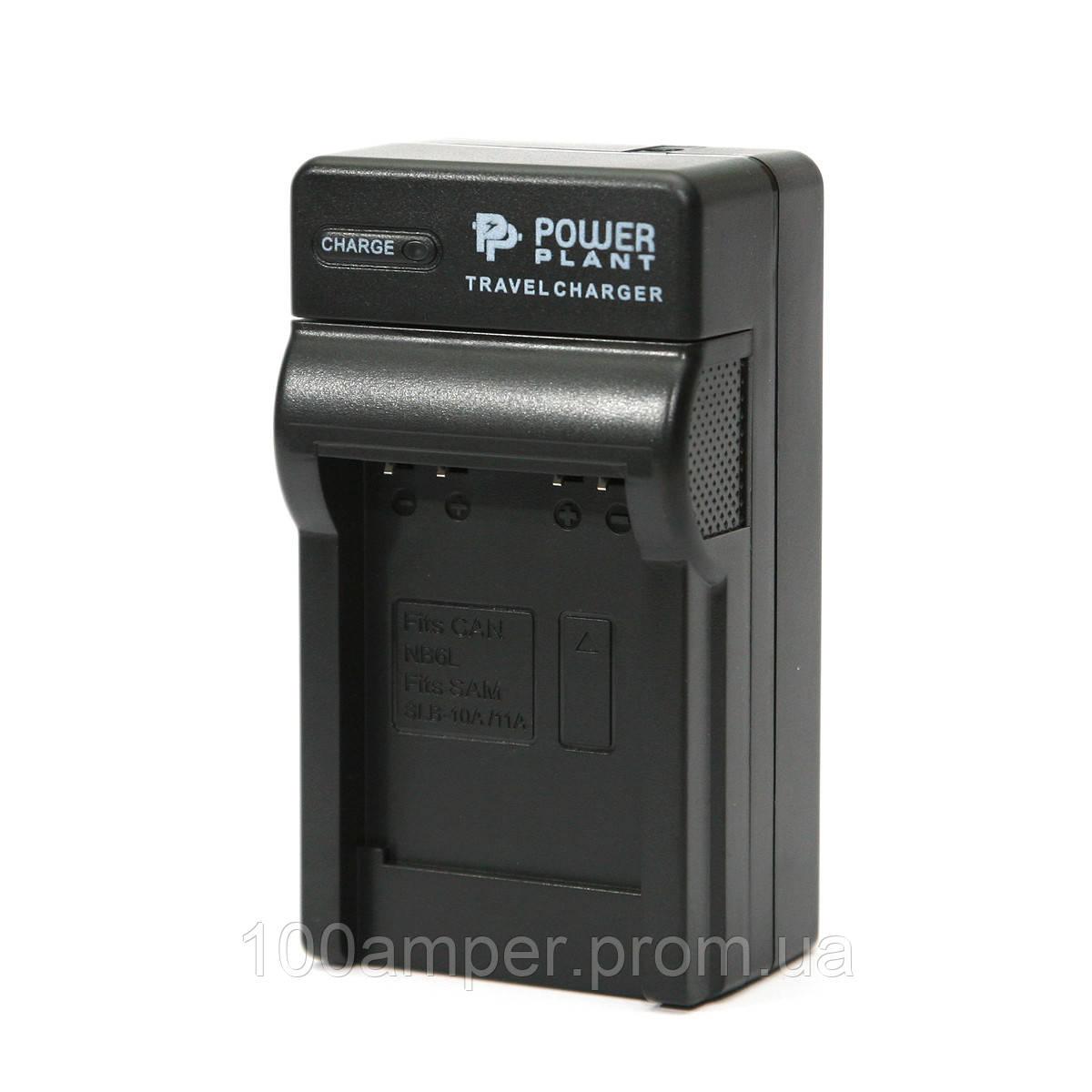 Сетевое зарядное устройство PowerPlant Samsung SLB-11A