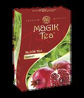 Чорний листовий чай «Magik Tea Garnet», 100г