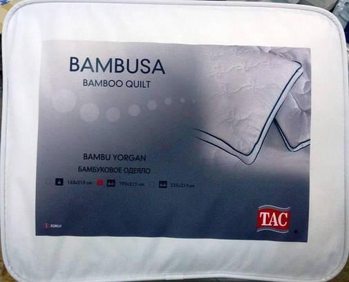 Одеяло TAC Bambusa 195x215, фото 2