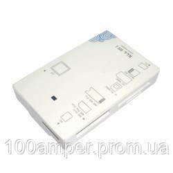 Кард-ридер PowerPlant 6-ти слотный: HC, SD, XC, MS, MMC