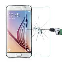 Защитное стекло на Samsung Galaxy S6 Edge+