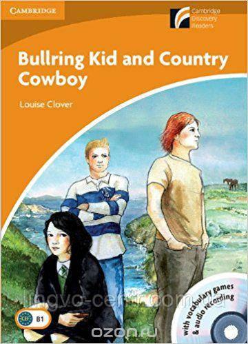 Bullring Kid and Country Cowboy. L. Clower