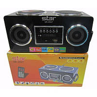 Портативные MP3 колонки USB SD FM приемник  Star 8947, фото 1