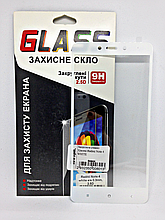 Защитное стекло 3D Xiaomi Redmi Note 4 White