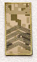 Погон 2017 піксель старший сержант