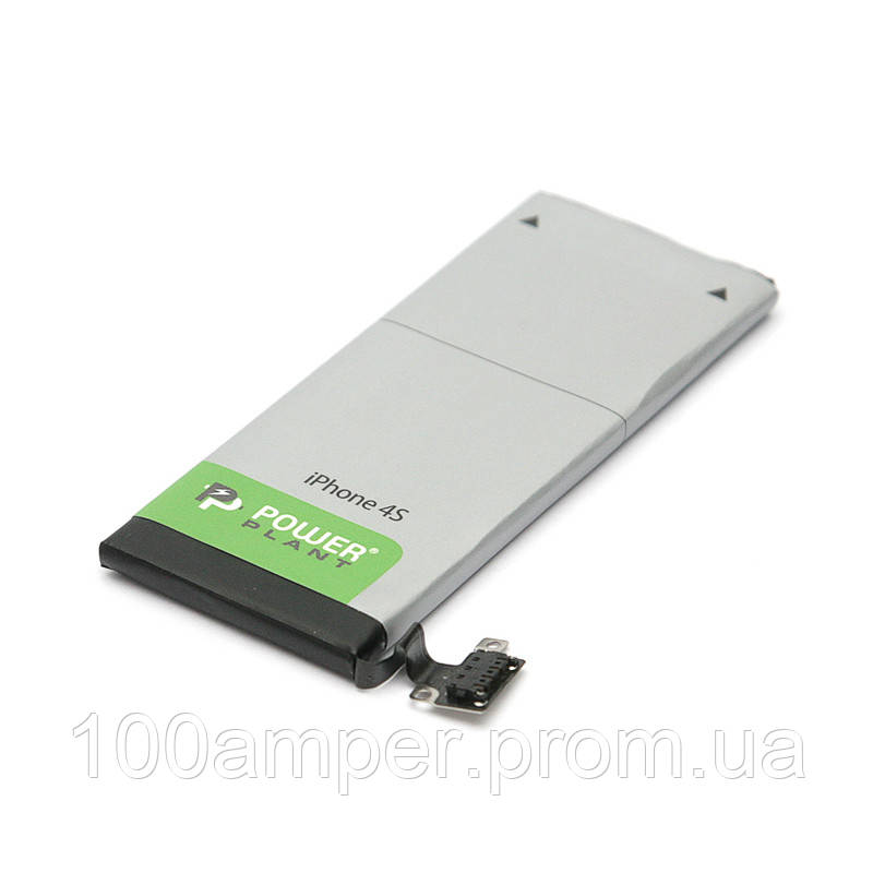 Аккумулятор PowerPlant Apple iPhone 4S (616-0580) 1430mAh