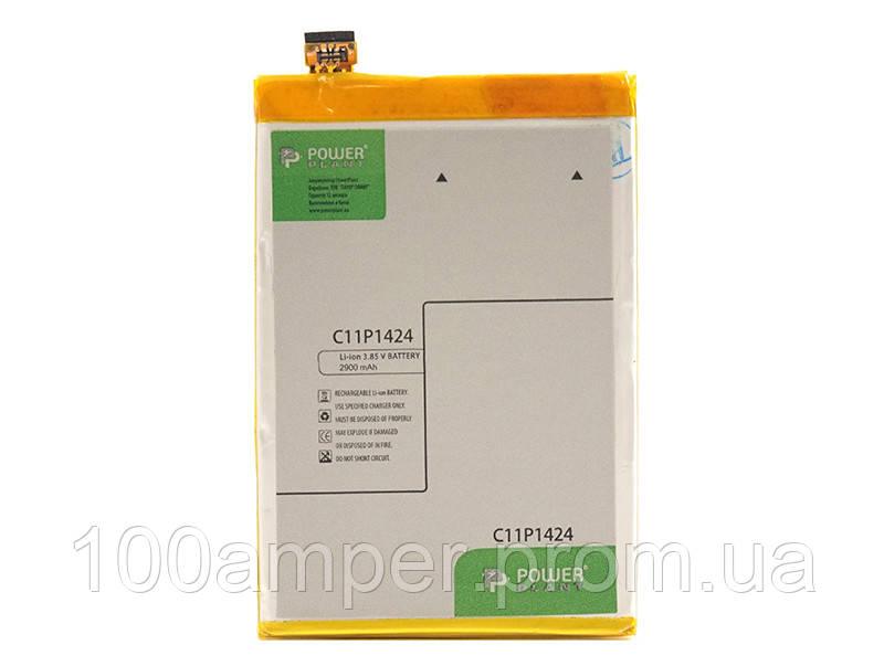 Аккумулятор PowerPlant ASUS Zenfone 2 (C11P1424) 2900mAh