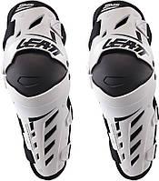 Наколенники Leatt Knee Guard Dual Axis белые, S/M