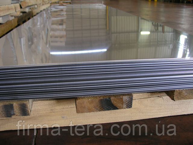Алюминиевый лист А5М  5.0 мм
