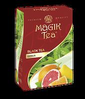 Чорний листовий чай «Magik Tea Citrus», 100г