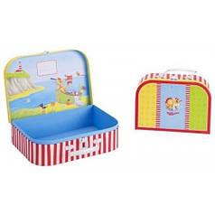 Набор игровых чемоданов, Peggy Diggledey, Goki 60786G