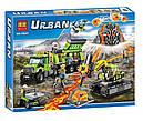Конструктор Bela 10641 База исследователей вулканов (Lego City 60124) 860 дет., фото 3