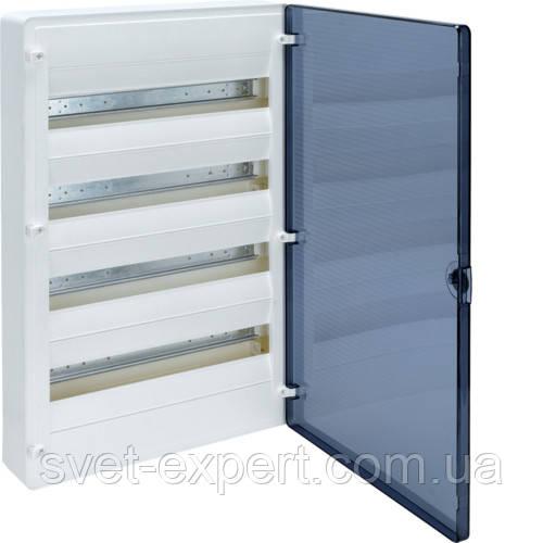 Щит з/у з  прозорими дверцятами 48 мод. (4х12) GOLF